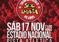Sol y lluvia - 40 Años - Estadio Nacional