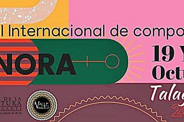 Por Primera vez - Festival SONORA en TALAGANTE - 2018