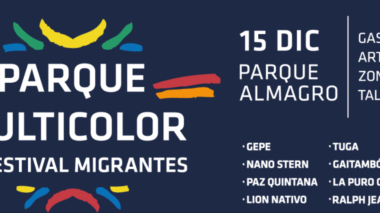 IV Festival Migrantes en Parque Almagro