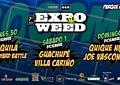 Expo Weed en el Parque O´Higgins