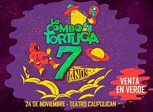 combo min min ok caupolican 300x219 - La combo tortuga - Teatro Caupolicán - otras