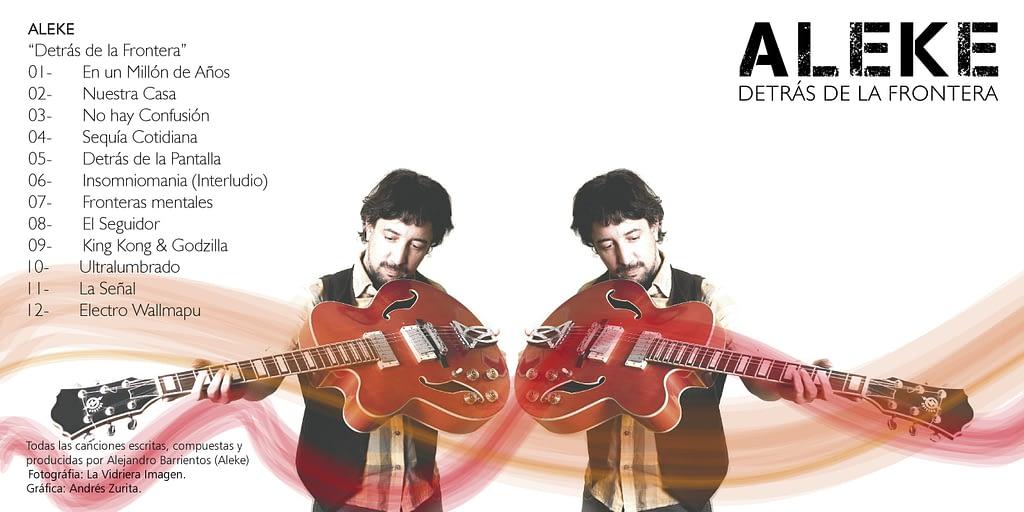 arte 1024x512 - ALEKE - Detrás de la Frontera - rock, pop, fusion