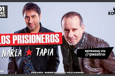 Los Prisioneros - Narea / Tapia