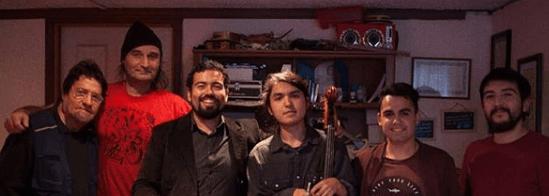 """martin seves y banda - """"Sangre Nueva"""" de Martín Seves"""