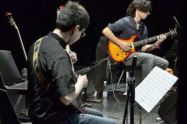 """Quarto Ensamble: Música para Cuarteto de Guitarras Eléctricas""  - Valparaíso"