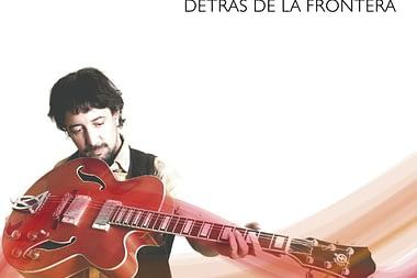 disco de - Aleke - Detrás de la Frontera