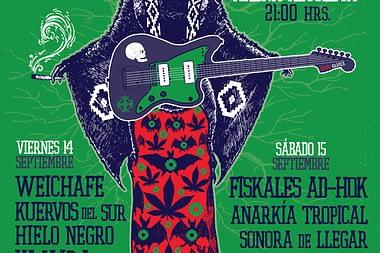 FONDA LA VOLAITA - Recoleta - 14 y 16 de Septiembre