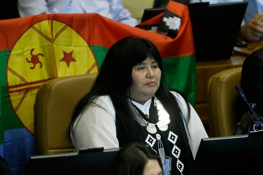 Emilia nuyado - Diputada condena ataques en Wallmapu - megafonopopular.cl - noticias independientes